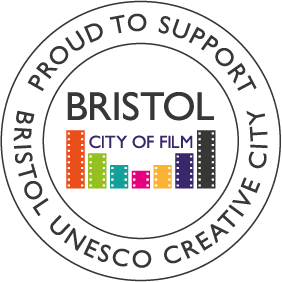 Bristol City of Film Supporters Stamp
