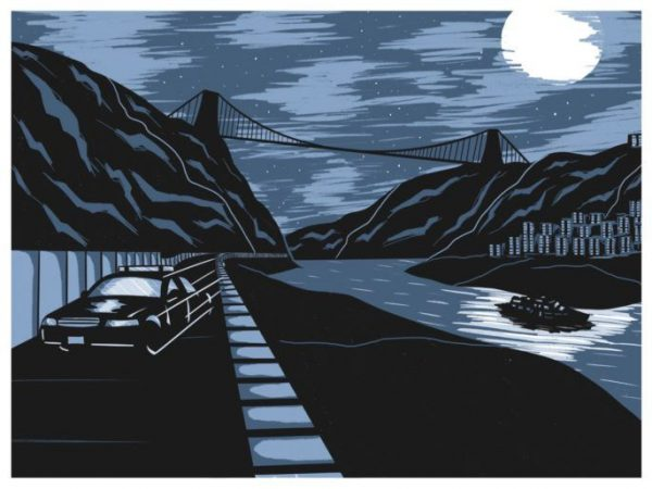 Film Noir and the City written by Mel Kelly