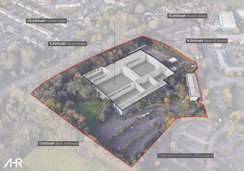 The Bottle Yard Studios expansion plan