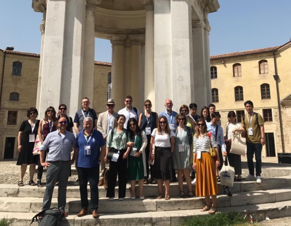 UCCN Annual Conference 2019, Fabriano, Italy